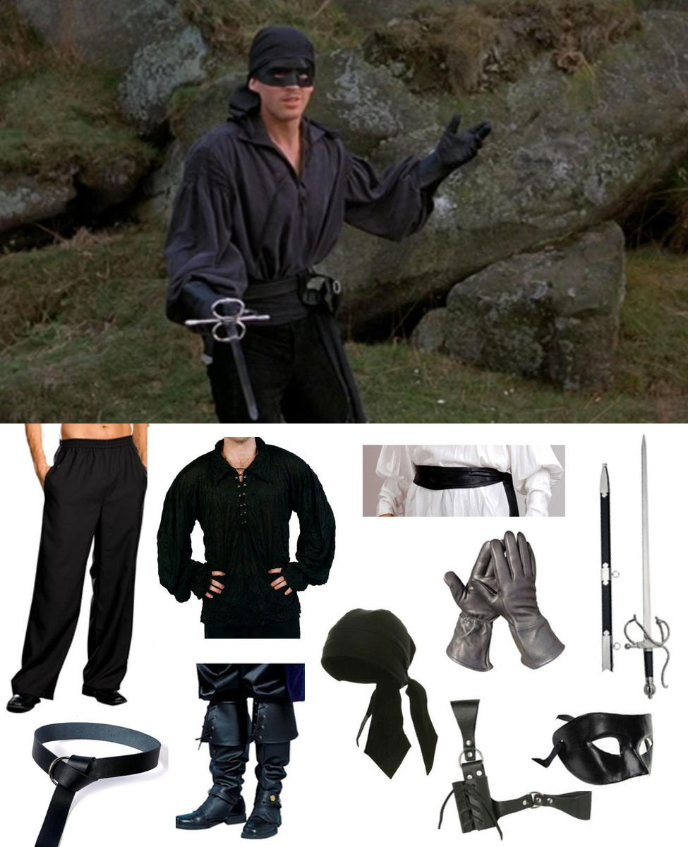 Dread Pirate Roberts Cosplay Guide