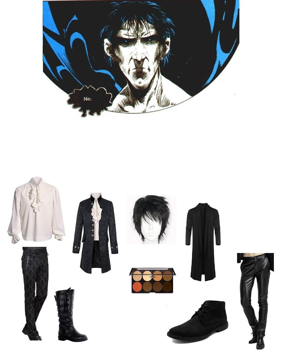 Dream from Sandman Cosplay Guide