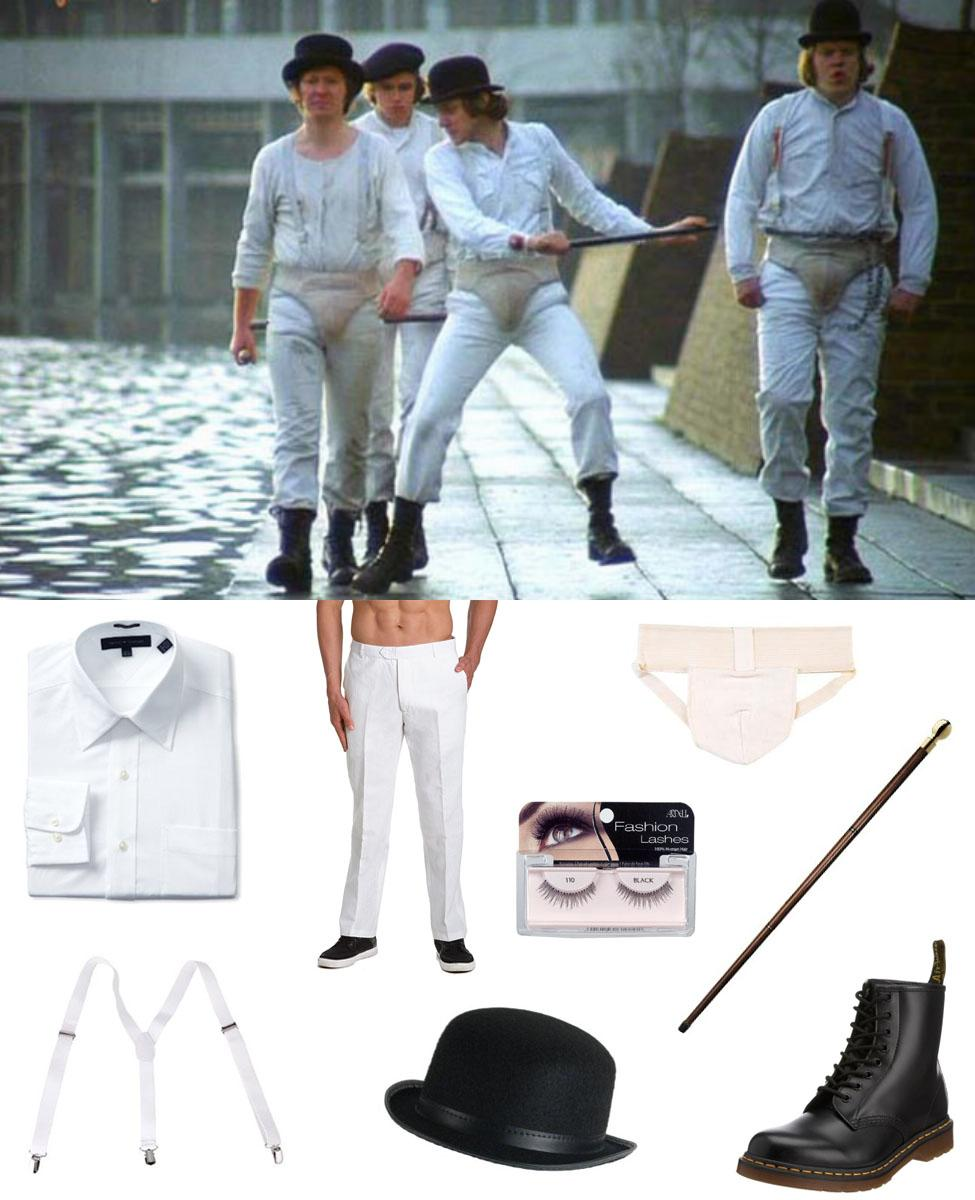 Droogs Cosplay Guide