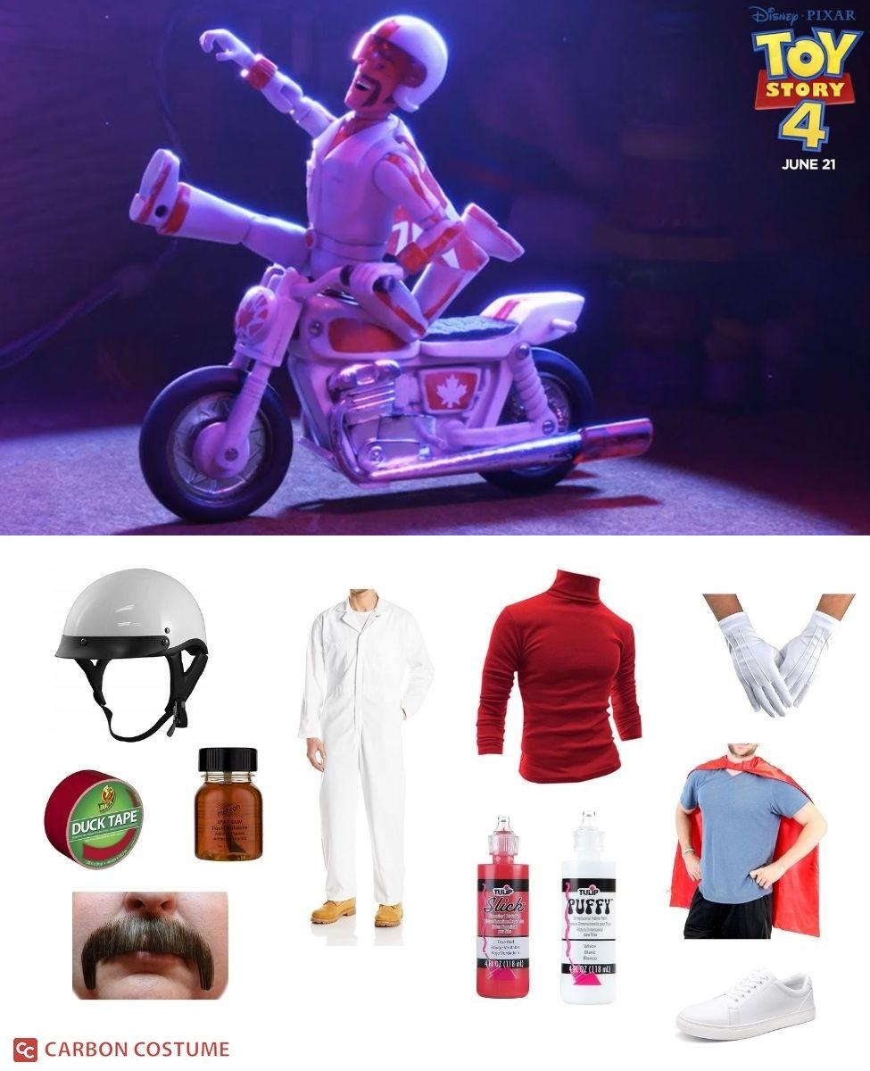 Duke Caboom from Toy Story 4 Cosplay Guide