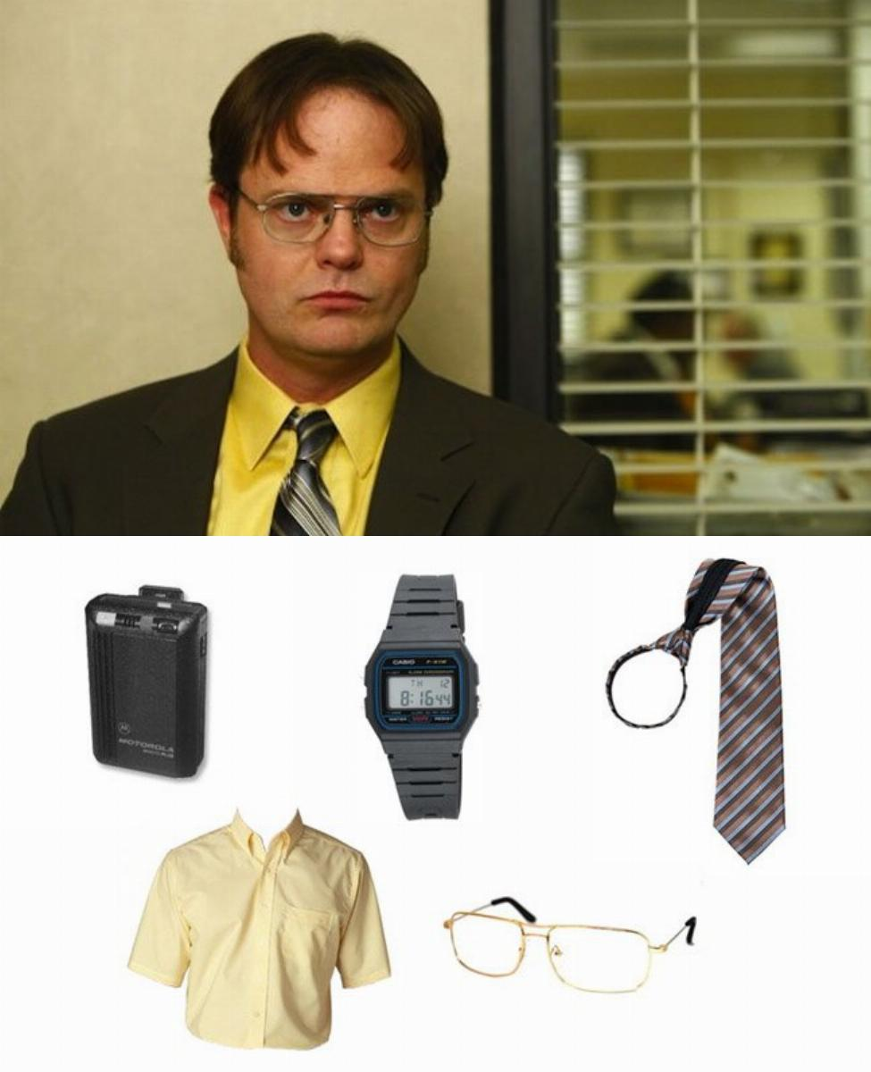 Dwight Schrute Cosplay Guide
