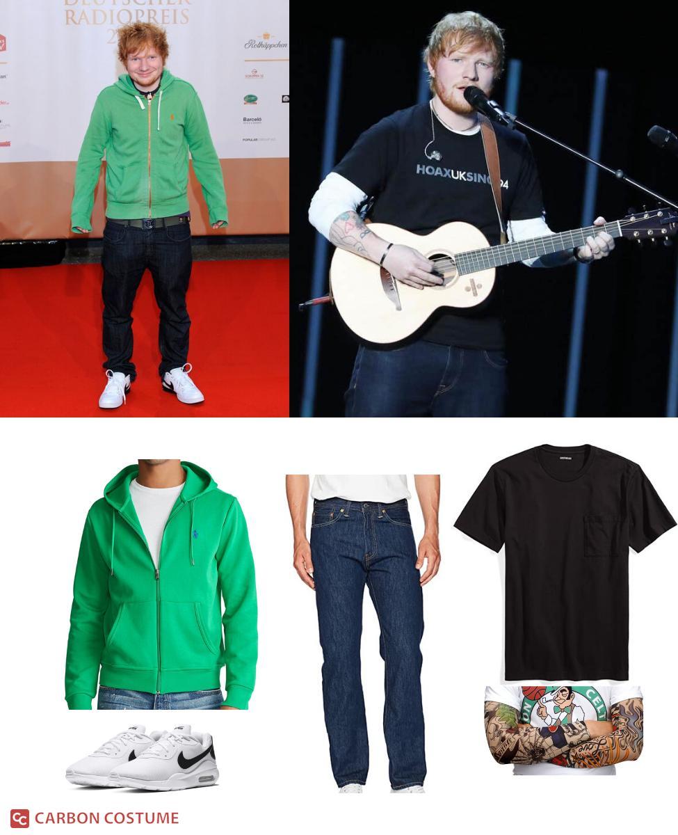 Ed Sheeran Cosplay Guide