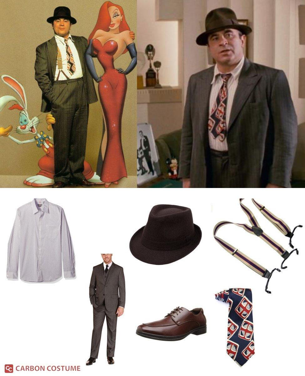 Eddie Valiant from Who Framed Roger Rabbit? Cosplay Guide