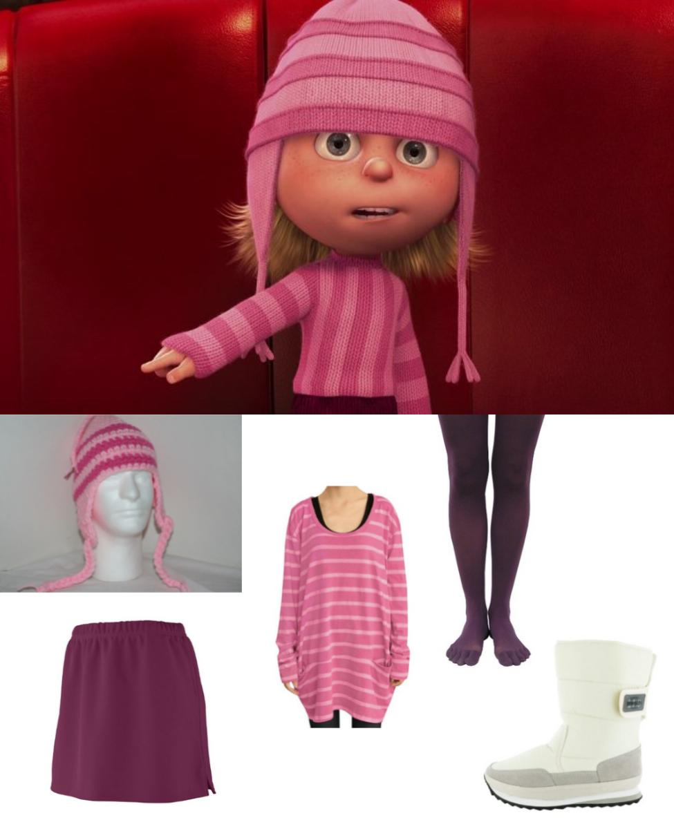 Edith in Despicable Me Cosplay Guide