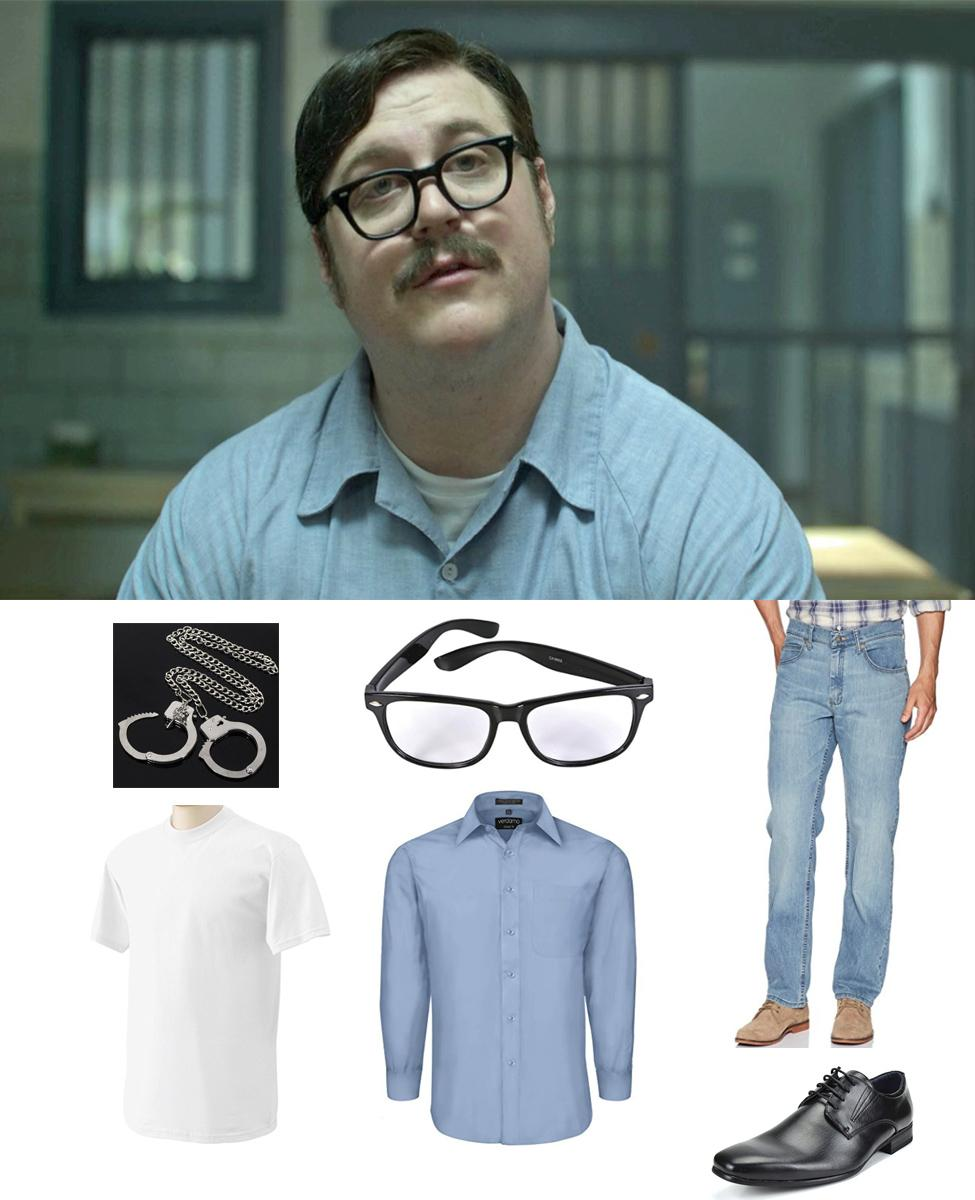 Edmund Kemper from Mindhunter Cosplay Guide