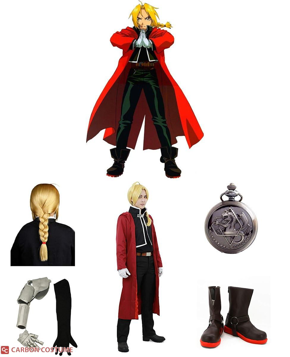 Edward Elric Cosplay Guide