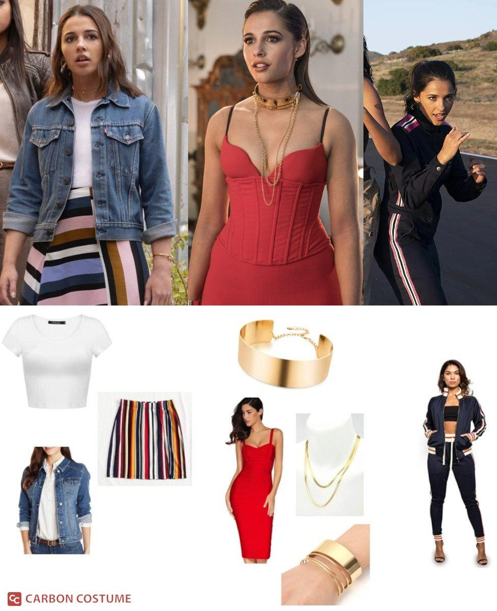 Elena Houghlin from Charlie's Angels (2019) Cosplay Guide