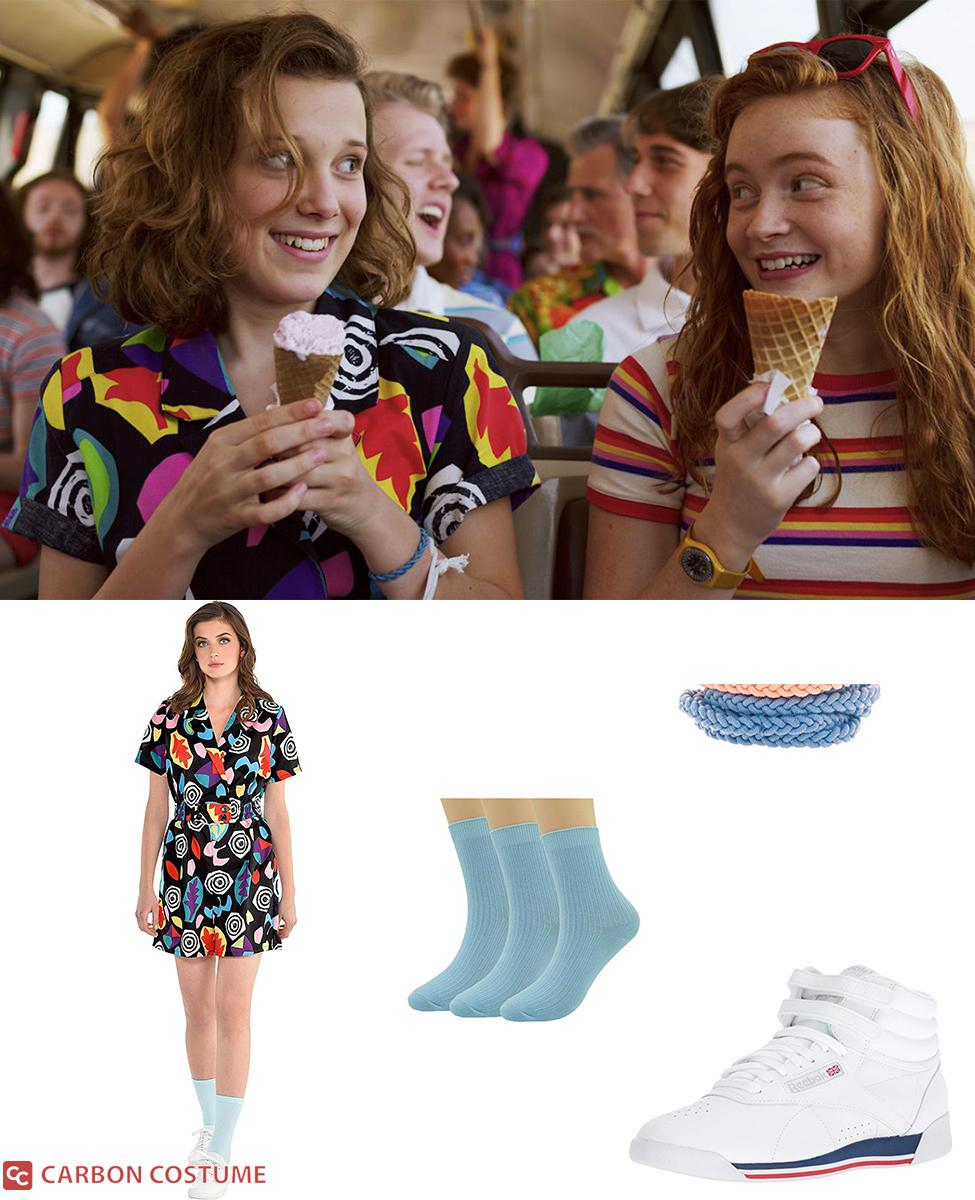 Eleven from Stranger Things 3 Cosplay Guide