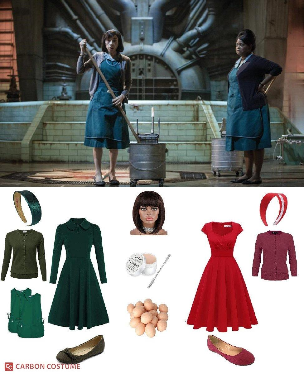 Elisa Esposito from The Shape of Water Cosplay Guide