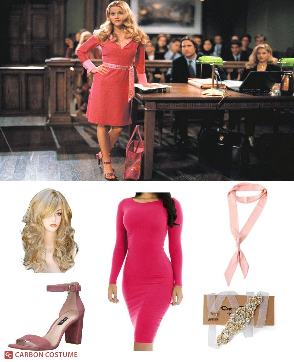 Elle Woods from Legally Blonde Cosplay Guide