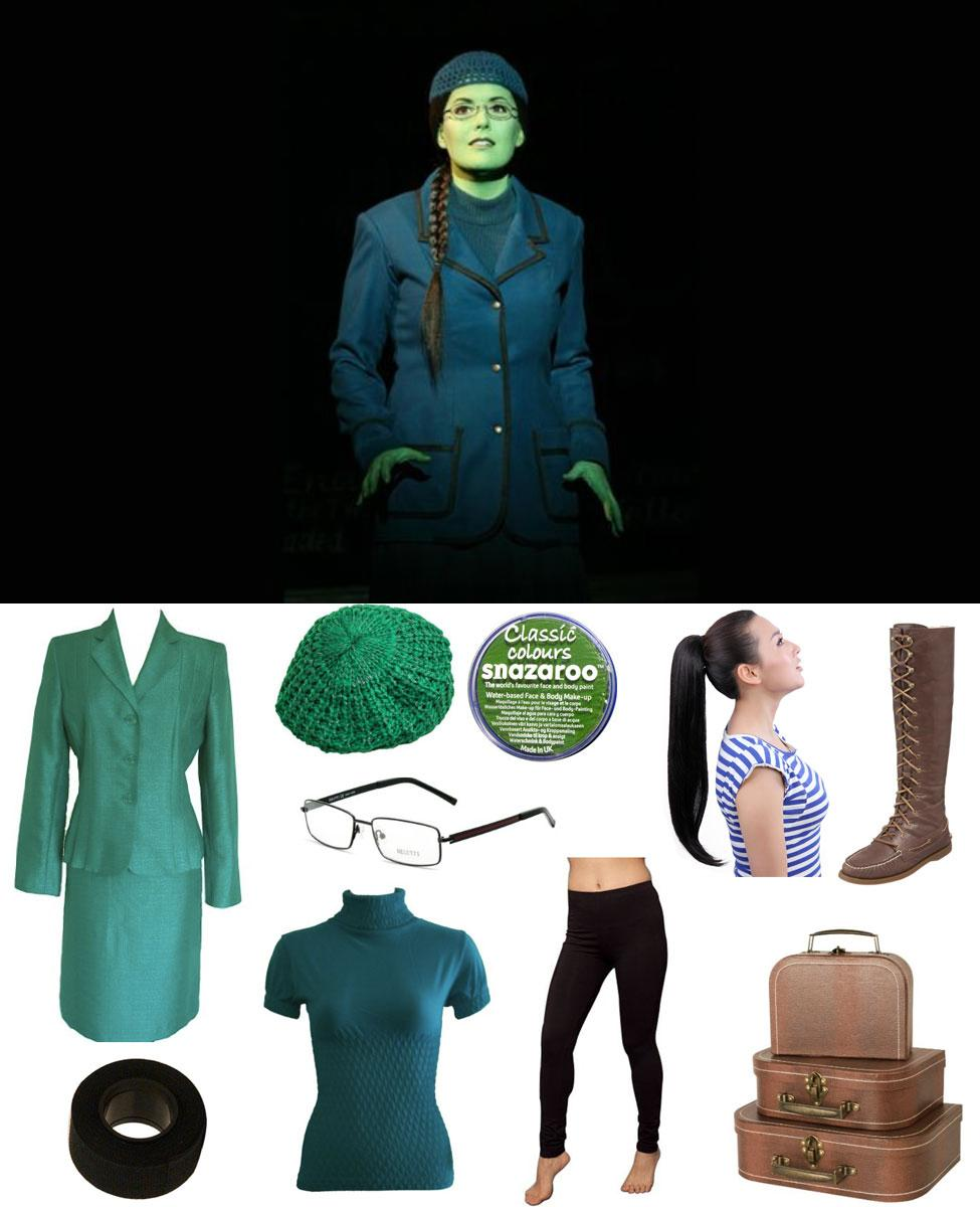 Elphaba from Wicked Cosplay Guide