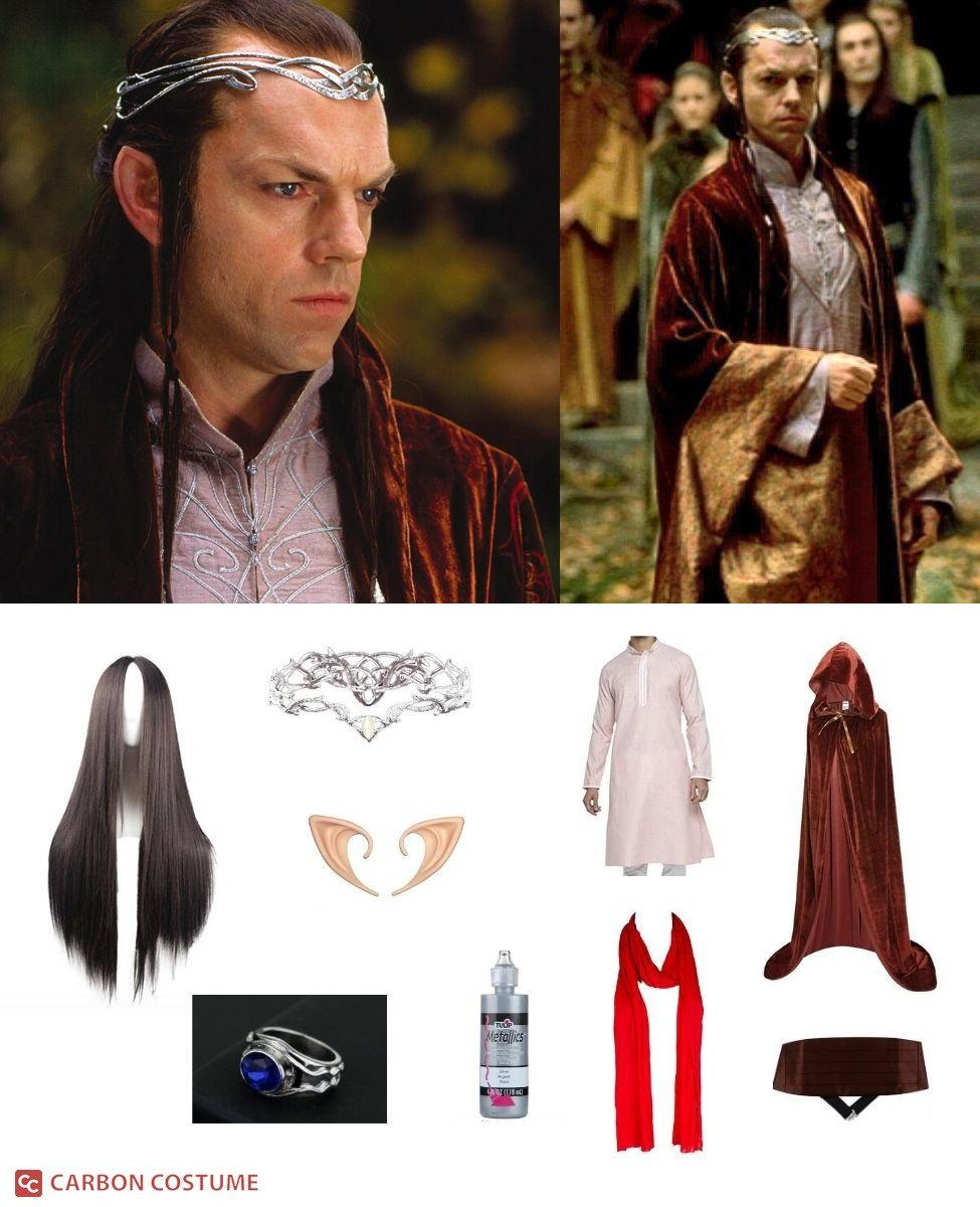 Elrond in Lord of the Rings Cosplay Guide