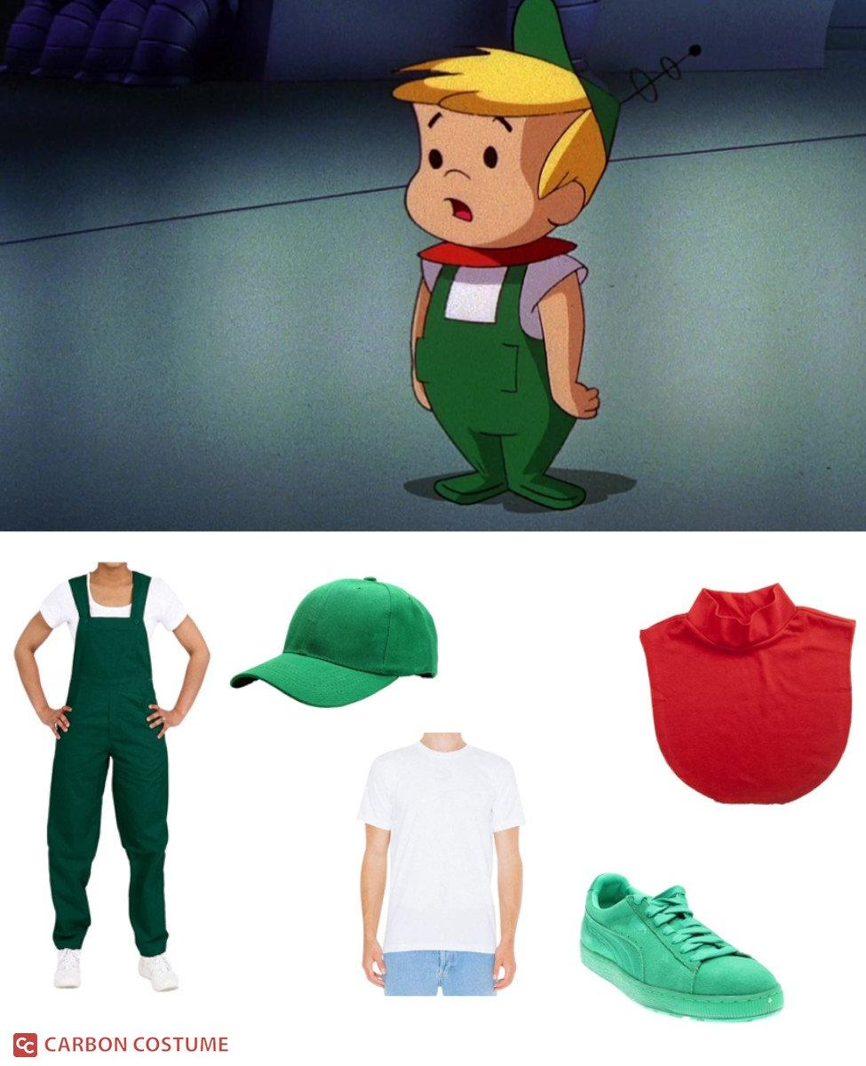 Elroy Jetson from The Jetsons Cosplay Guide