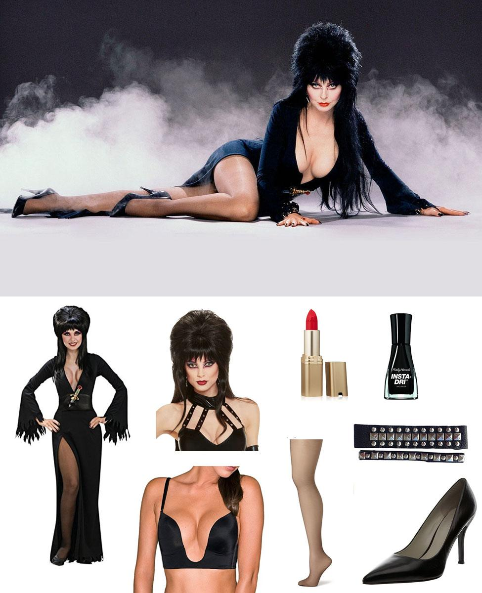 Elvira, Mistress of the Dark Cosplay Guide