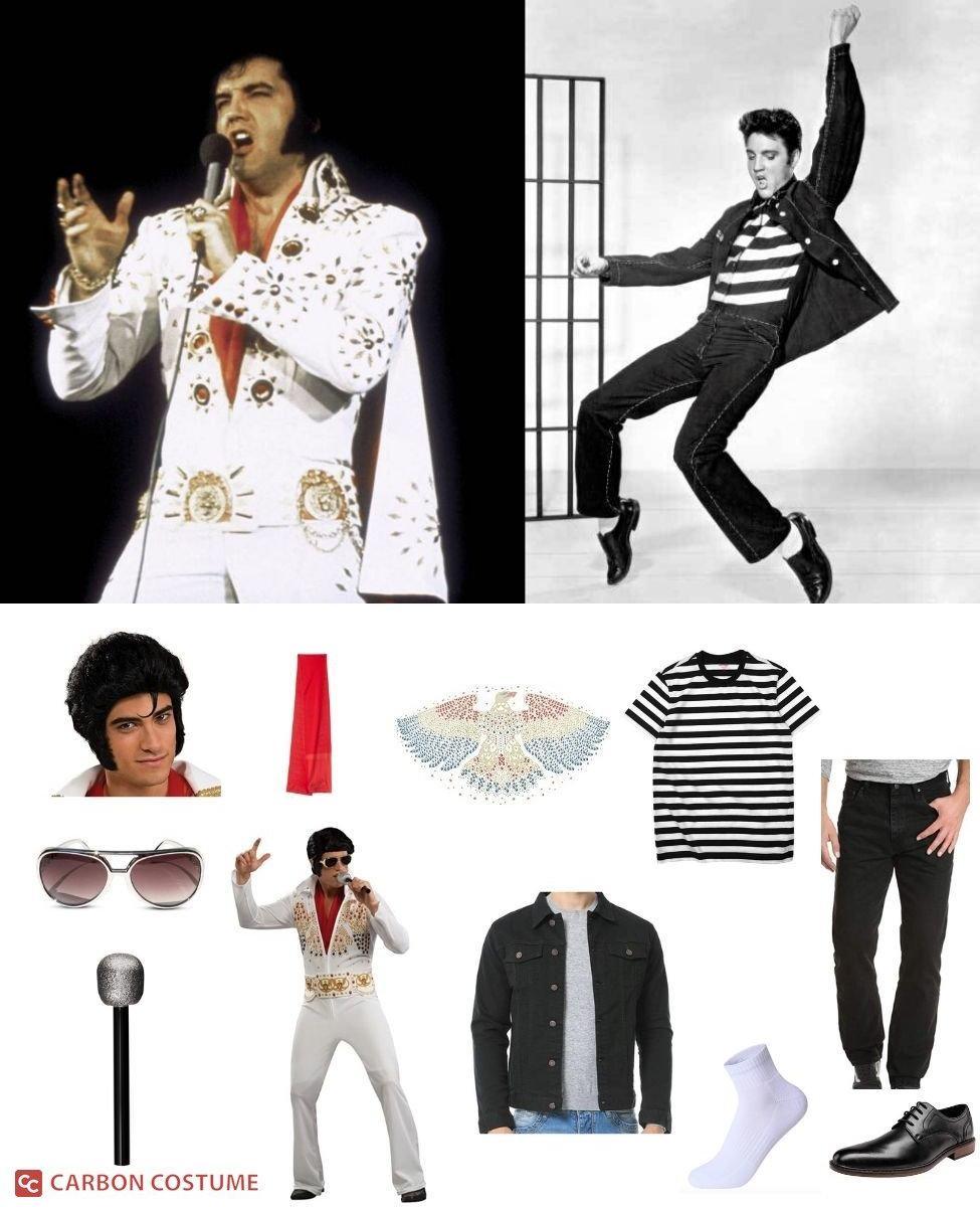 Elvis Presley Cosplay Guide