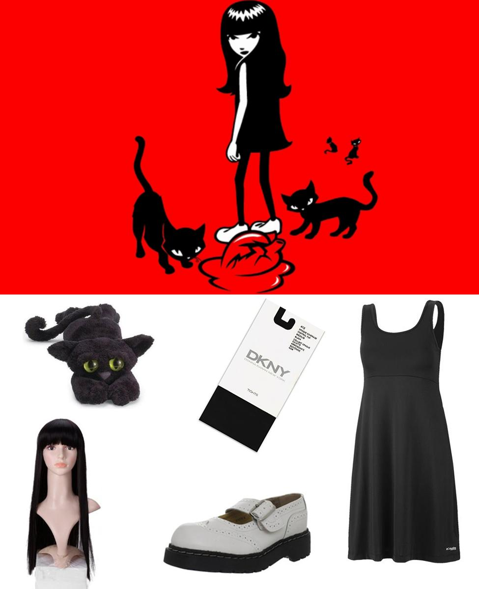 Emily the Strange Cosplay Guide