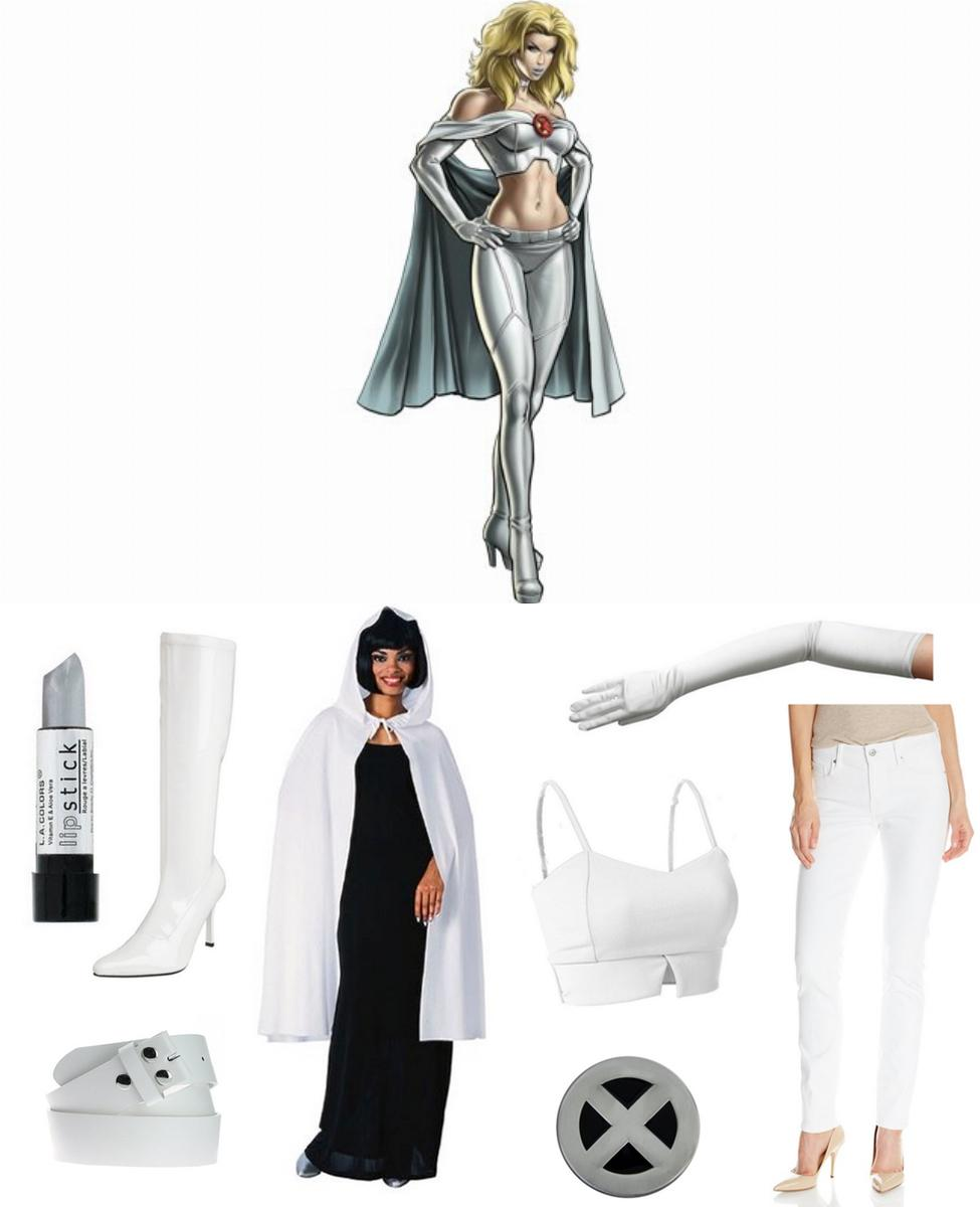 Emma Frost Cosplay Guide