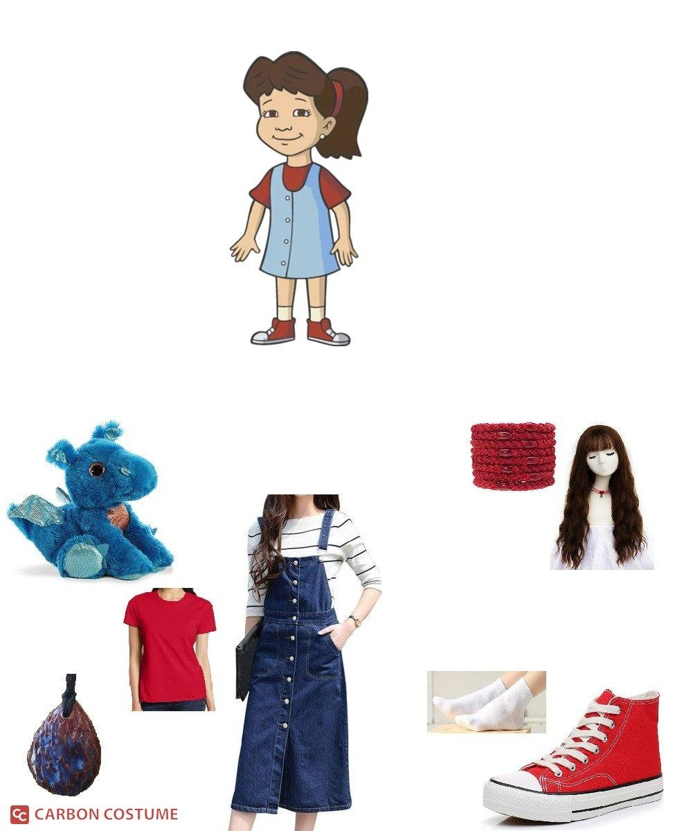 Emmy from Dragon Tales Cosplay Guide