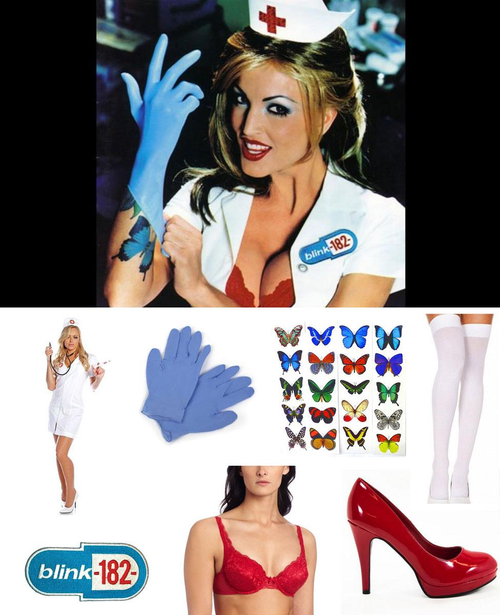 Enema of the State Nurse Cosplay Guide