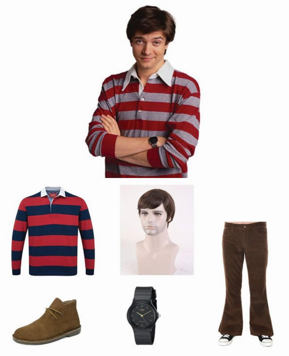 Eric Forman Cosplay Guide