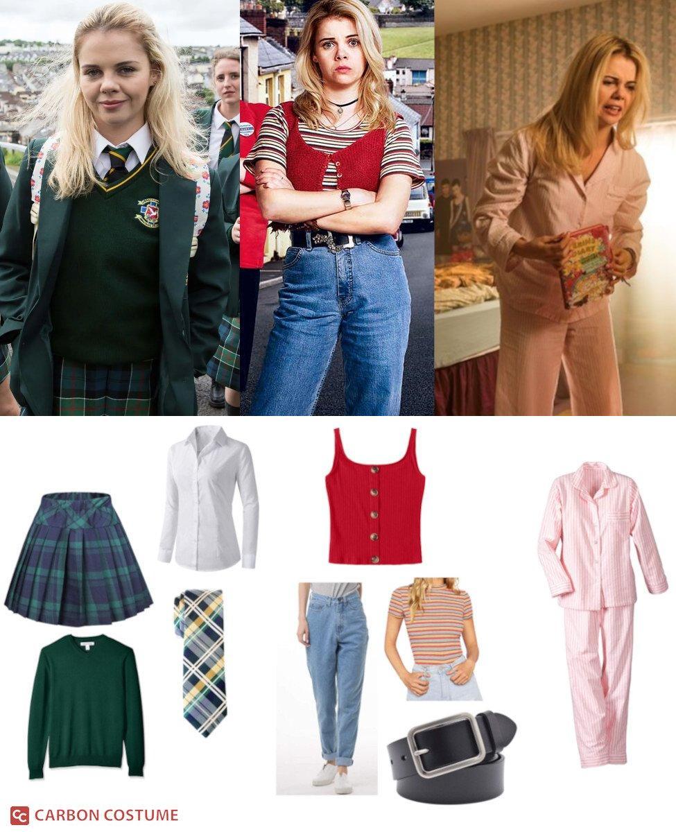 Erin Quinn from Derry Girls Cosplay Guide