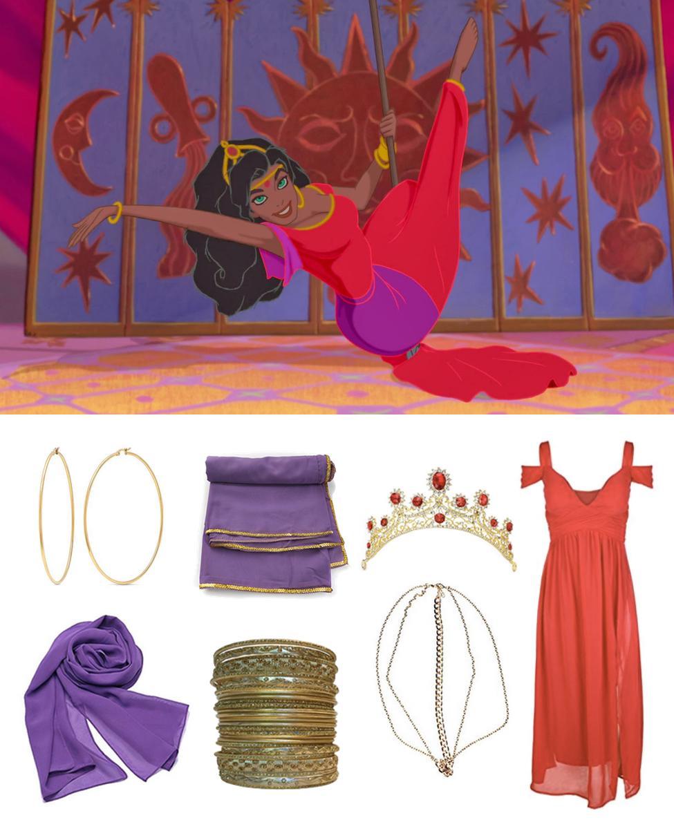 Esmeralda at the Festival of Fools Cosplay Guide
