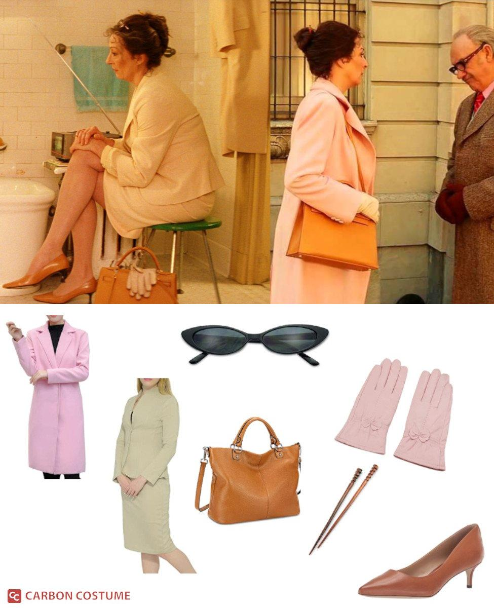 Etheline Tenenbaum from The Royal Tenenbaums Cosplay Guide