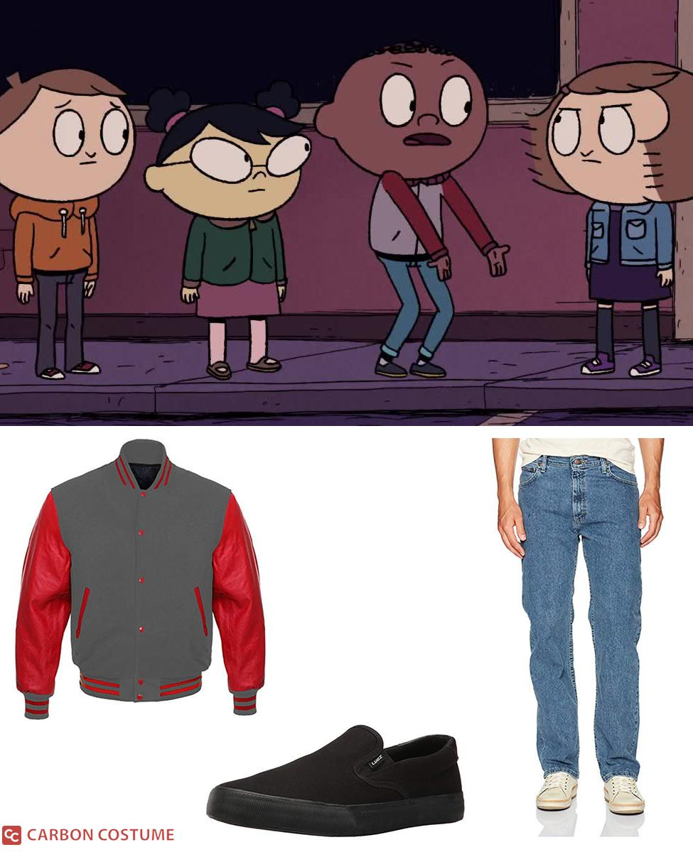 Everett from Costume Quest Cosplay Guide