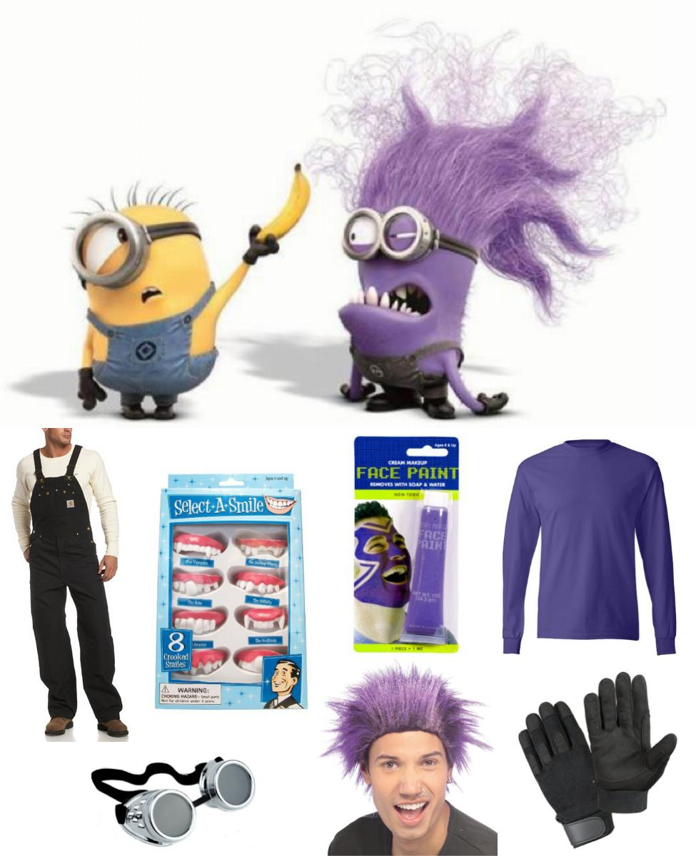Evil Minion Cosplay Guide