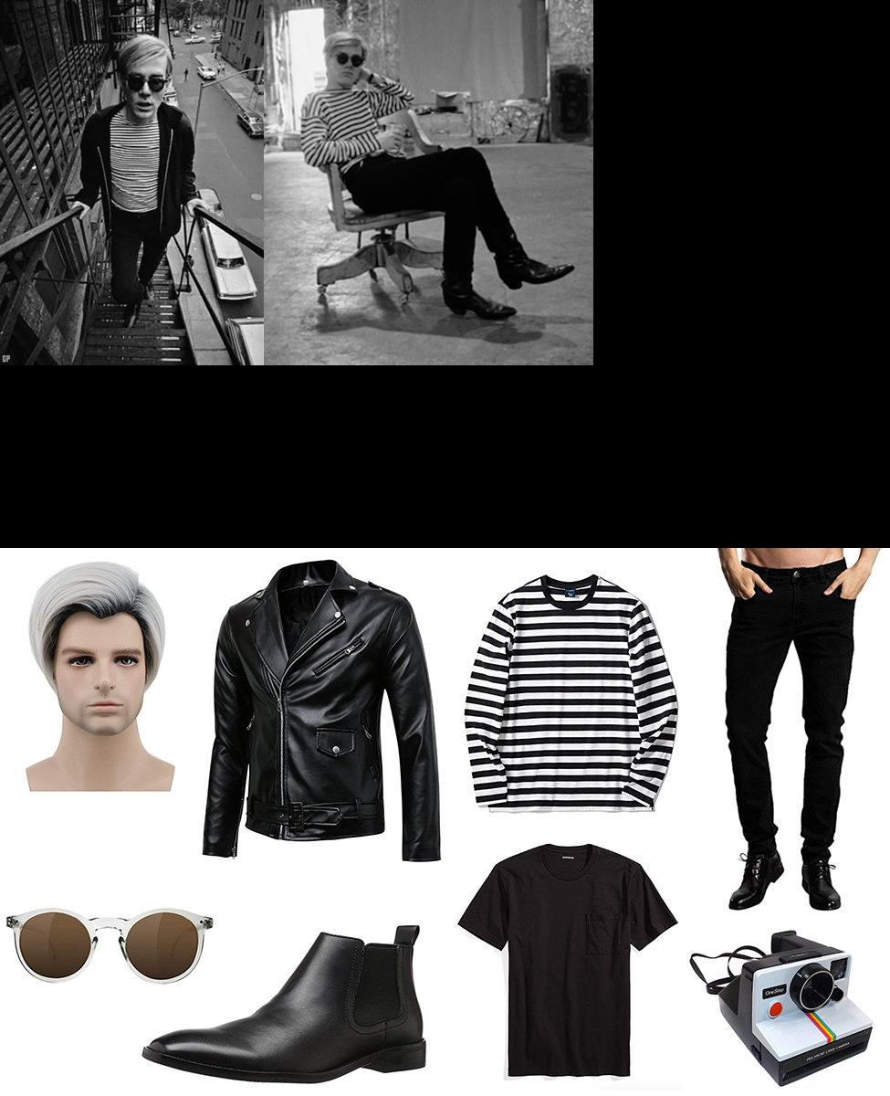 Factory-Era Andy Warhol Cosplay Guide