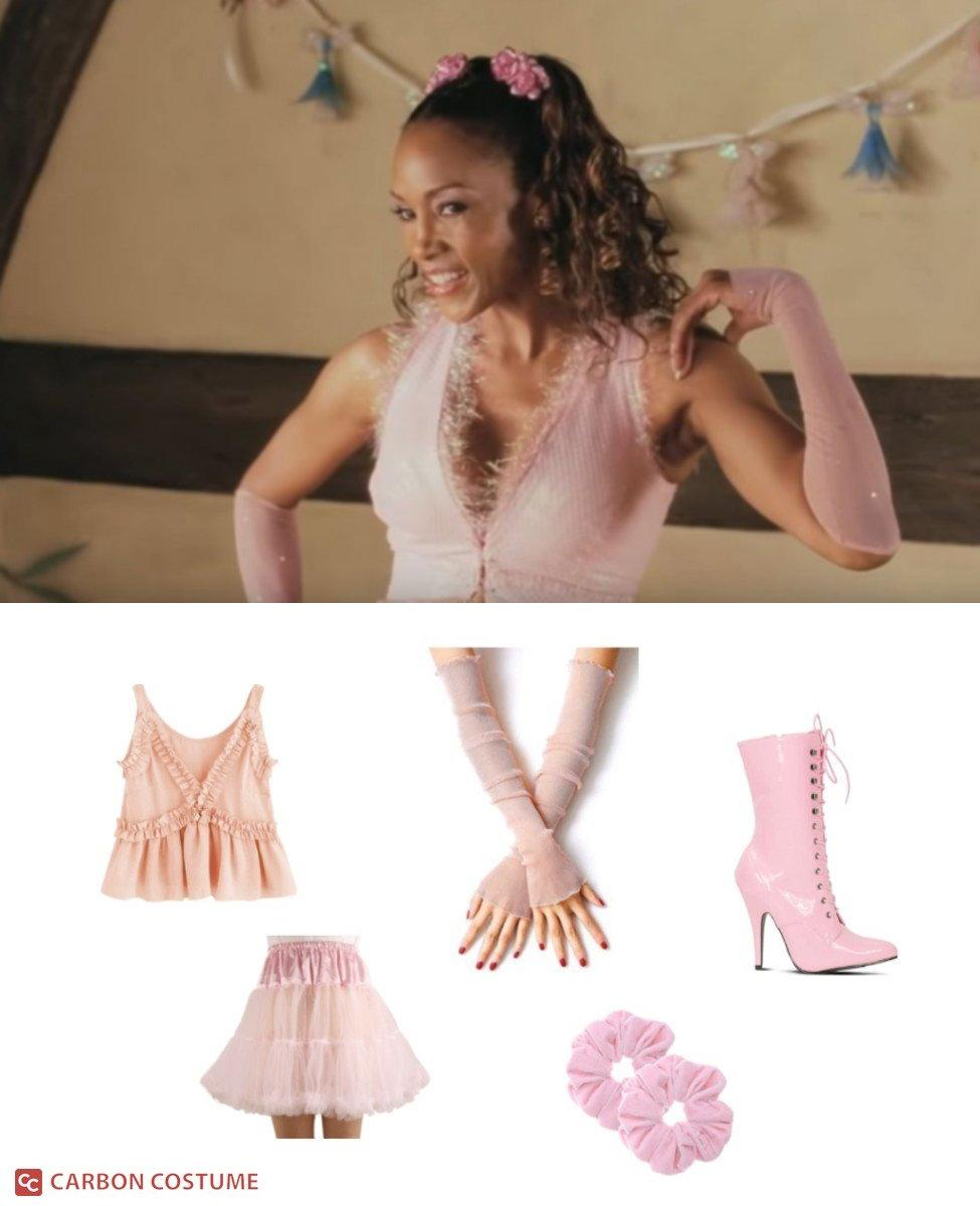 Fairy Lucinda from Ella Enchanted Cosplay Guide