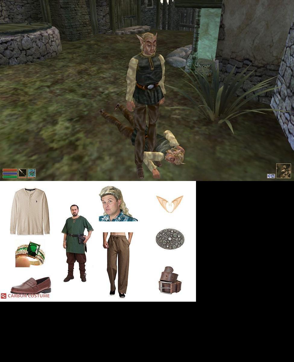 Fargoth from The Elder Scrolls III: Morrowind Cosplay Guide