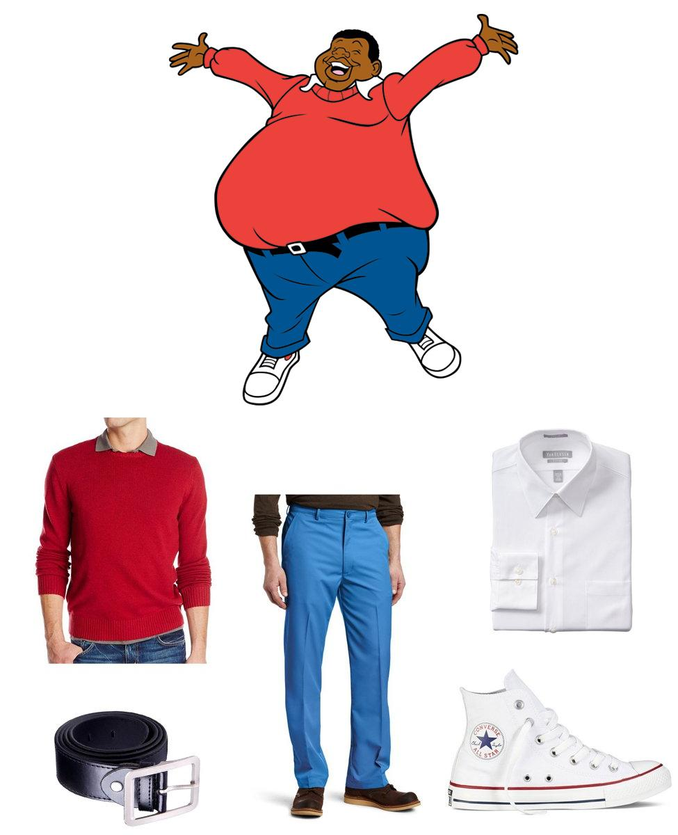 Fat Albert Cosplay Guide