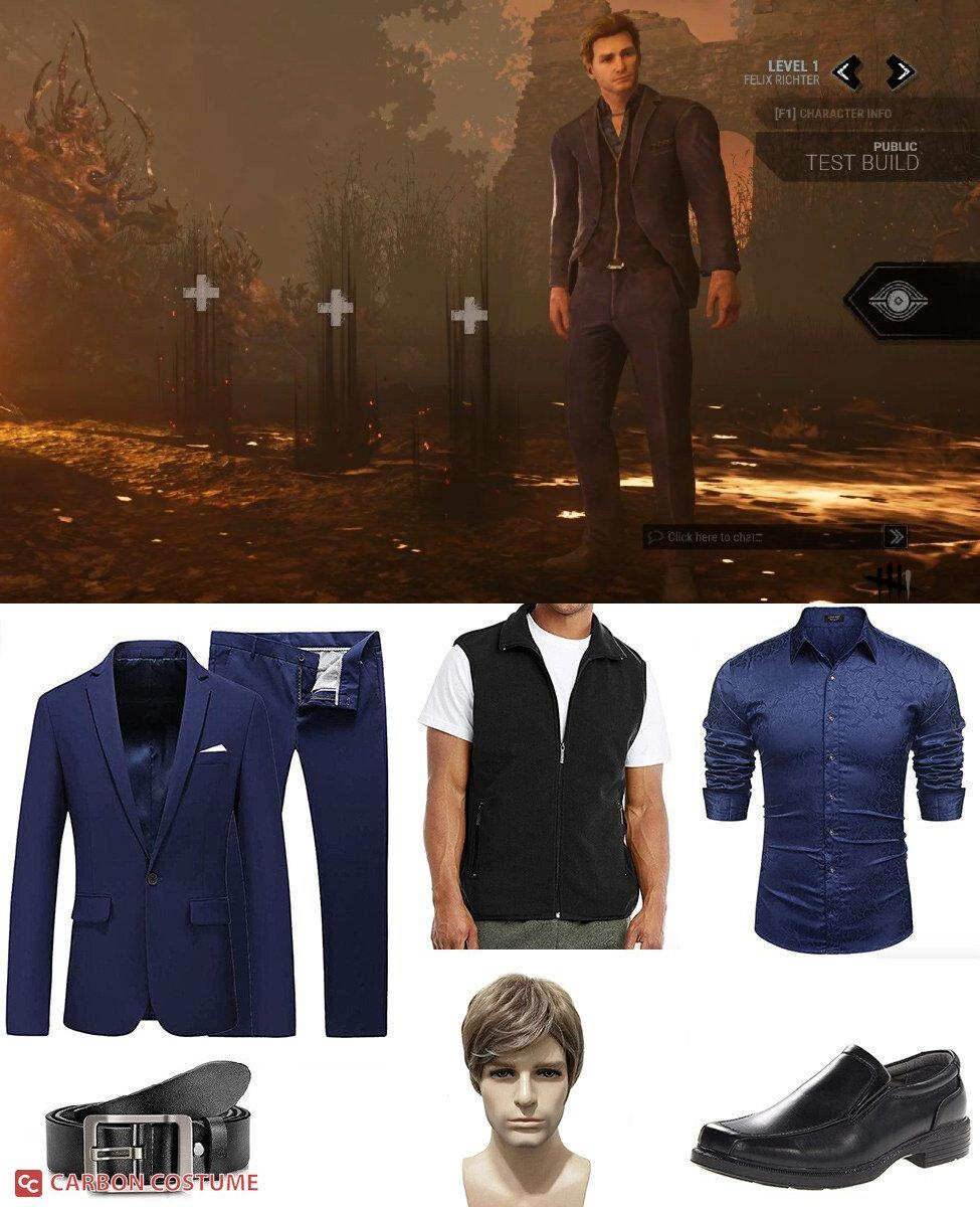 Felix Richter from Dead by Daylight Cosplay Guide