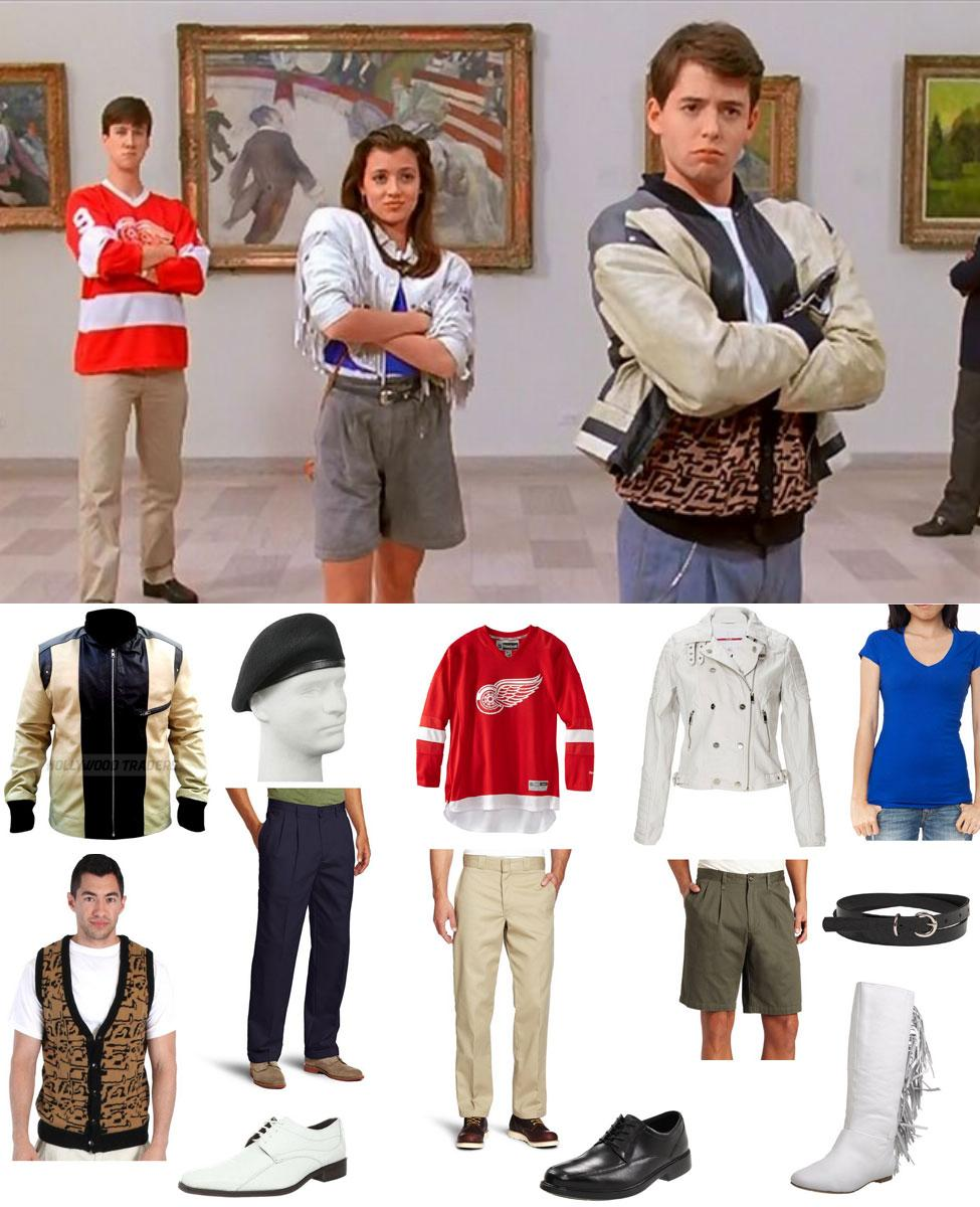 Ferris Bueller's Day Off Cosplay Guide