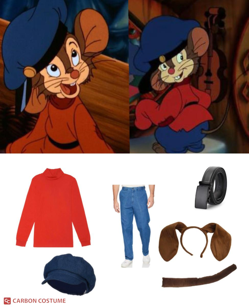 Fievel from An American Tail Cosplay Guide