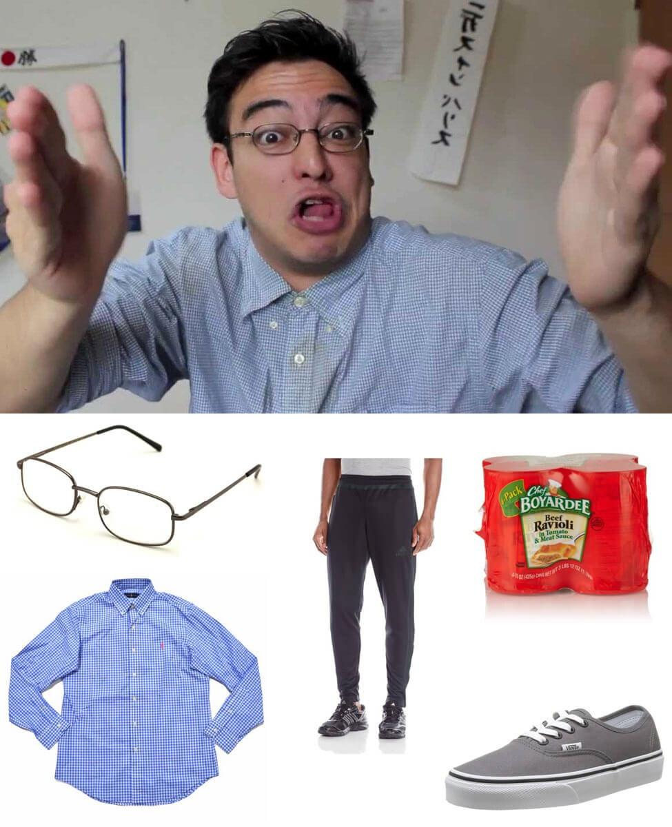 Filthy Frank Cosplay Guide