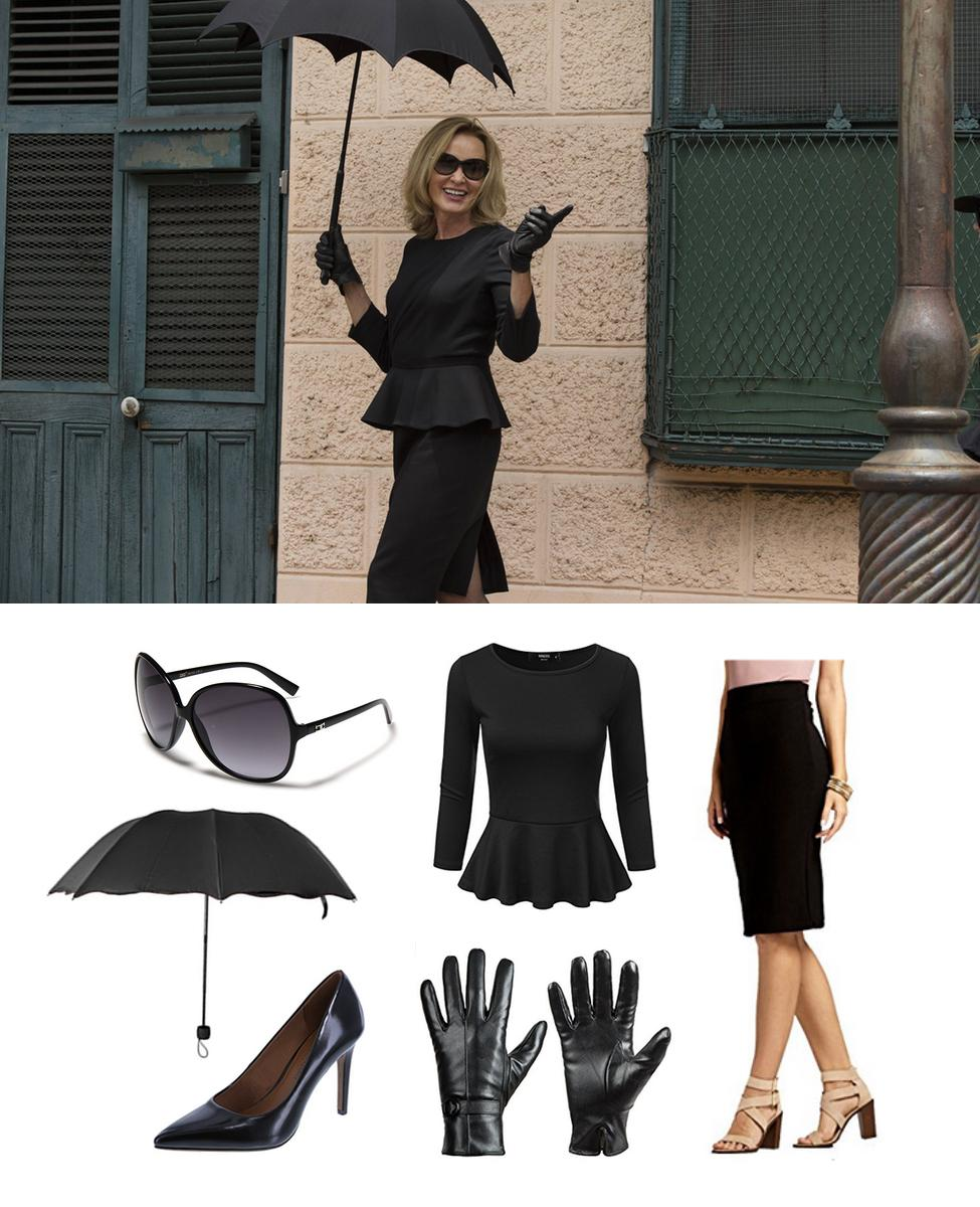 Fiona Goode from AHS: Coven Cosplay Guide