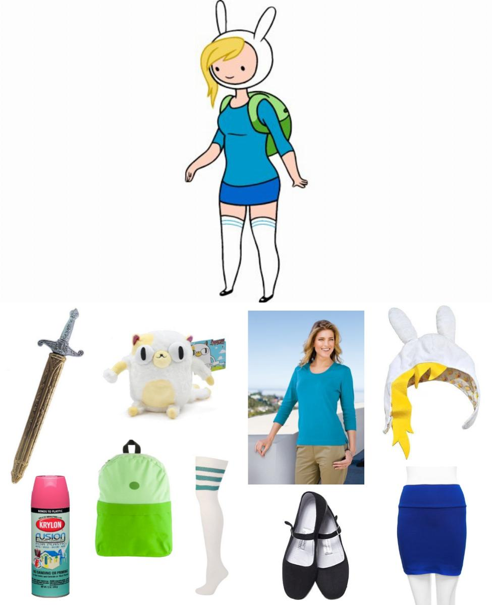 Fionna the Human Cosplay Guide