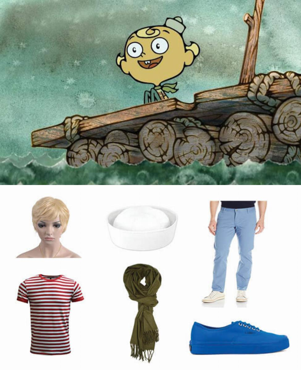 Flapjack Cosplay Guide