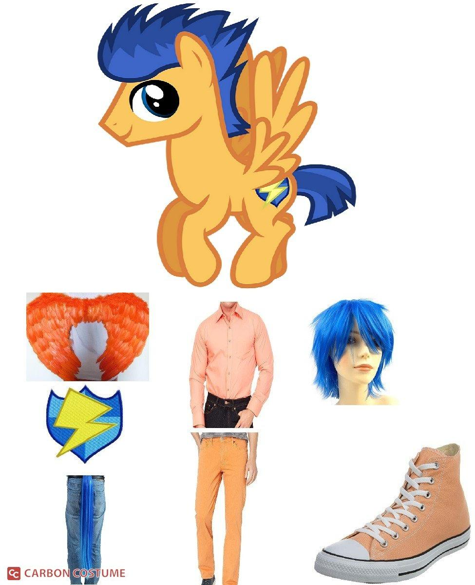 Flash Sentry from My Little Pony Cosplay Guide