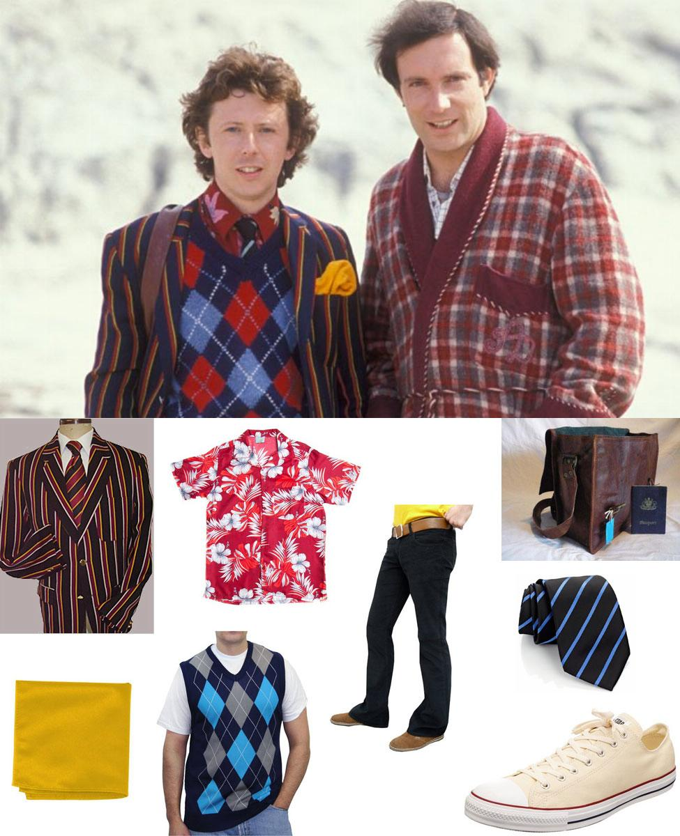 Ford Prefect Cosplay Guide
