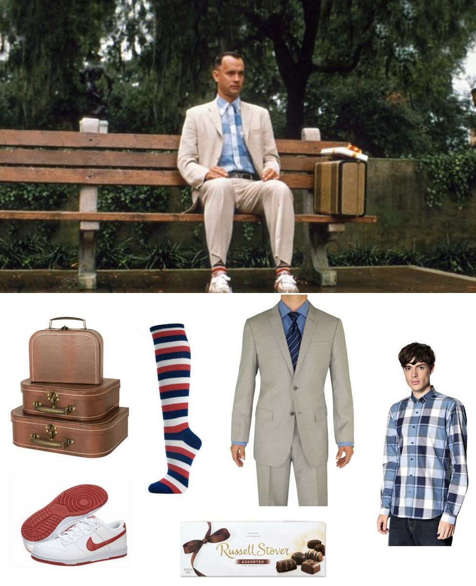 Forrest Gump Cosplay Guide
