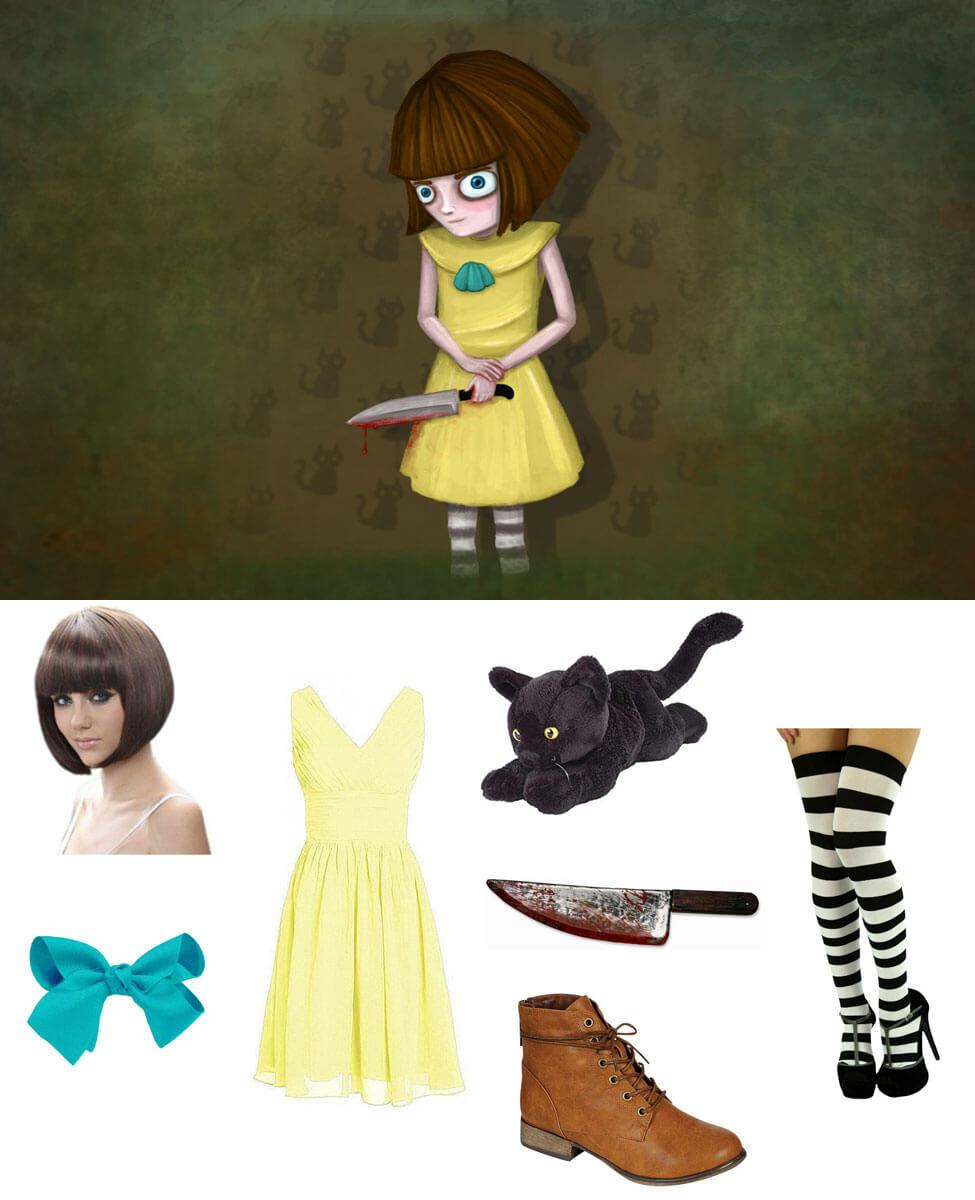 Fran Bow Cosplay Guide