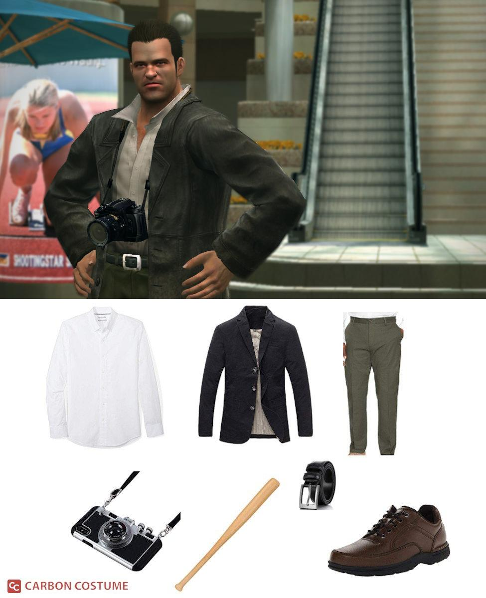 Frank West from Dead Rising 1 Cosplay Guide