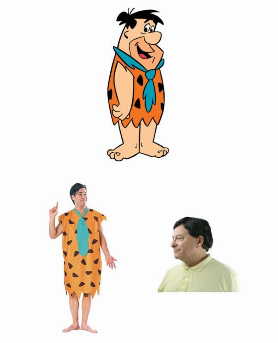 Fred Flintstone Cosplay Guide