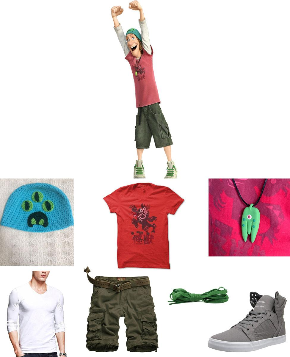Fred from Big Hero 6 Cosplay Guide
