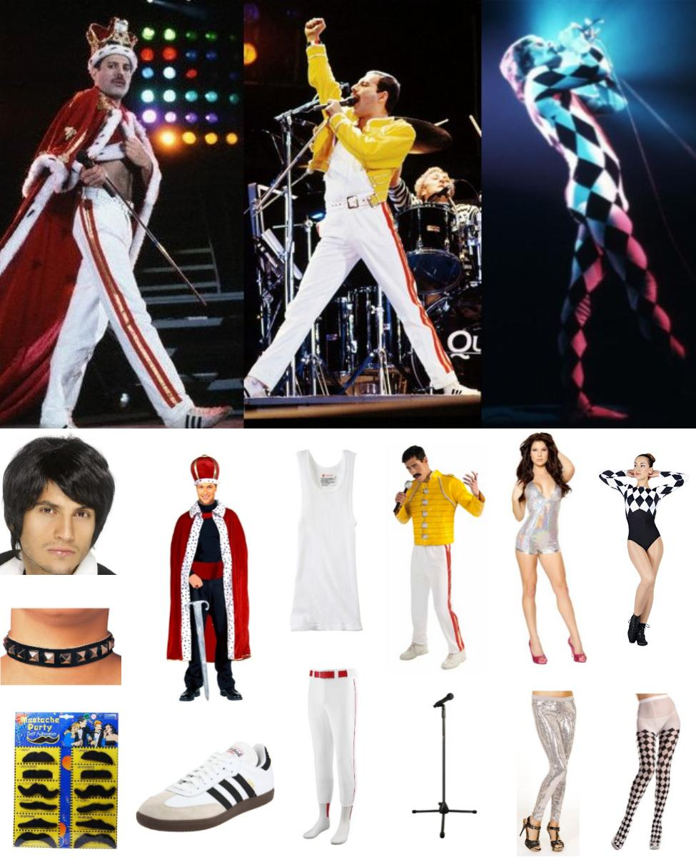 Freddie Mercury Cosplay Guide