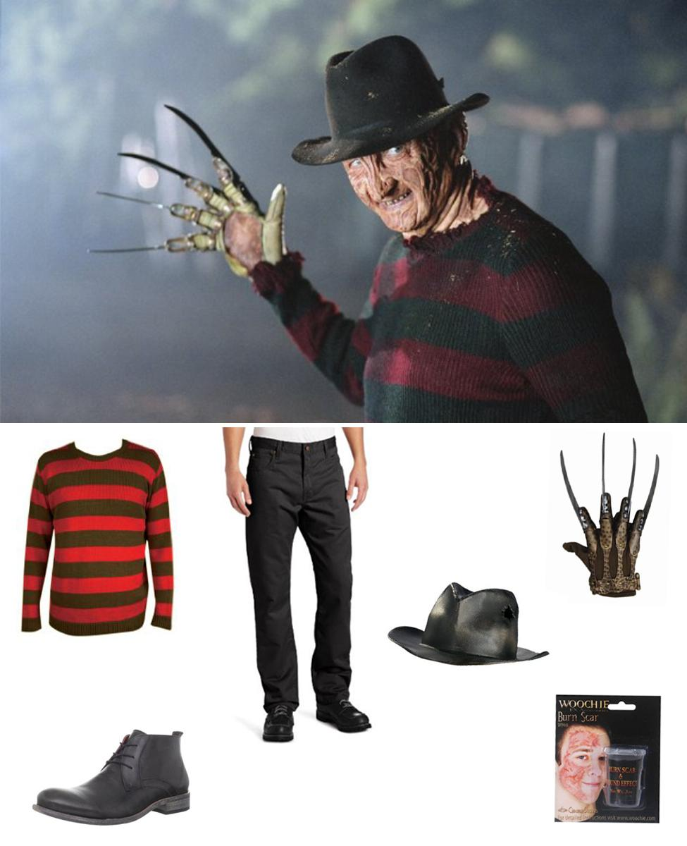 Freddy Krueger Cosplay Guide