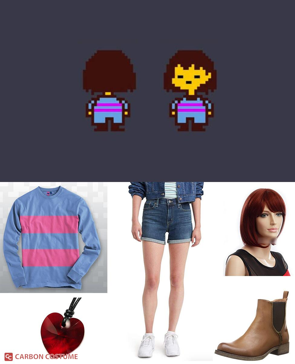 Frisk from Undertale Cosplay Guide